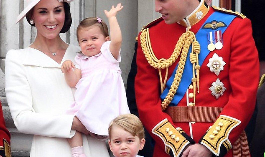 Ο πρίγκιπας Γουίλιαμ και οι Κέιτ Μίντλετον γίνονται ξανά γονείς – περιμένουν το τρίτο τους παιδί - Κυρίως Φωτογραφία - Gallery - Video