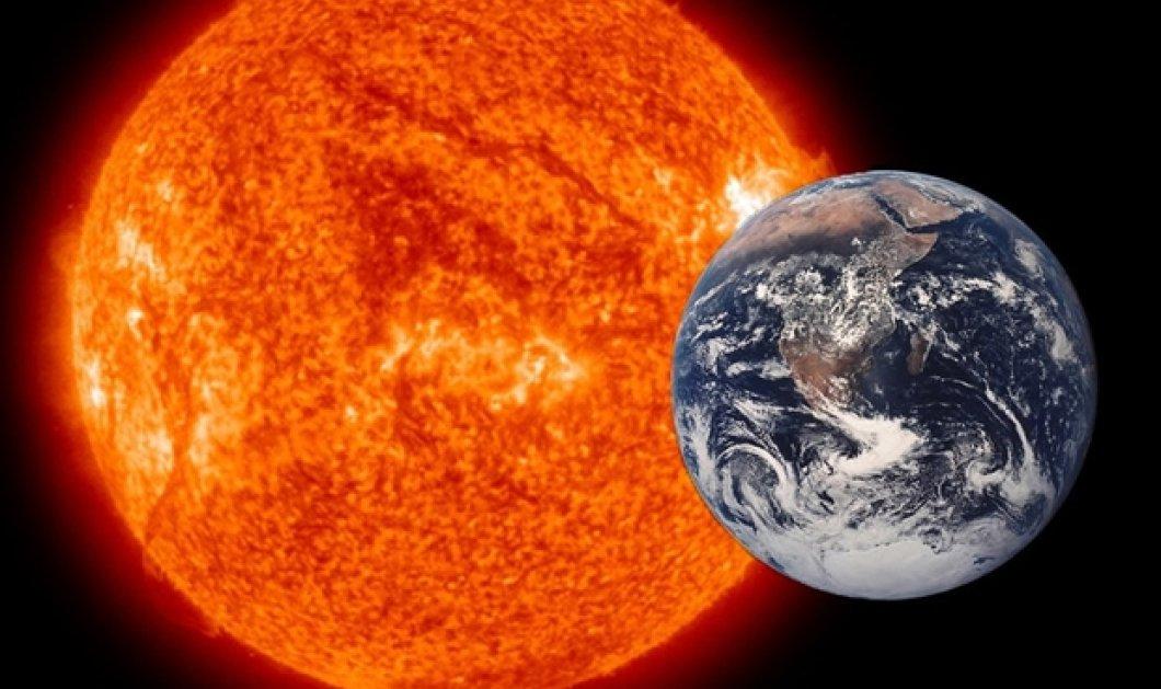 Το πήρατε είδηση; Ο ήλιος εκρήγνυται συνεχώς εδώ και μια εβδομάδα: Η 7η φορά σήμερα - Επηρεάζει τους ανθρώπους; - Κυρίως Φωτογραφία - Gallery - Video