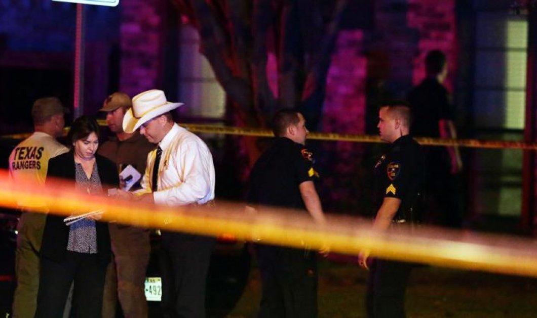 Μακελειό στο Τέξας με οκτώ νεκρούς μέσα σε ένα σπίτι- Πως εισέβαλε ο μακελάρης (ΒΙΝΤΕΟ) - Κυρίως Φωτογραφία - Gallery - Video