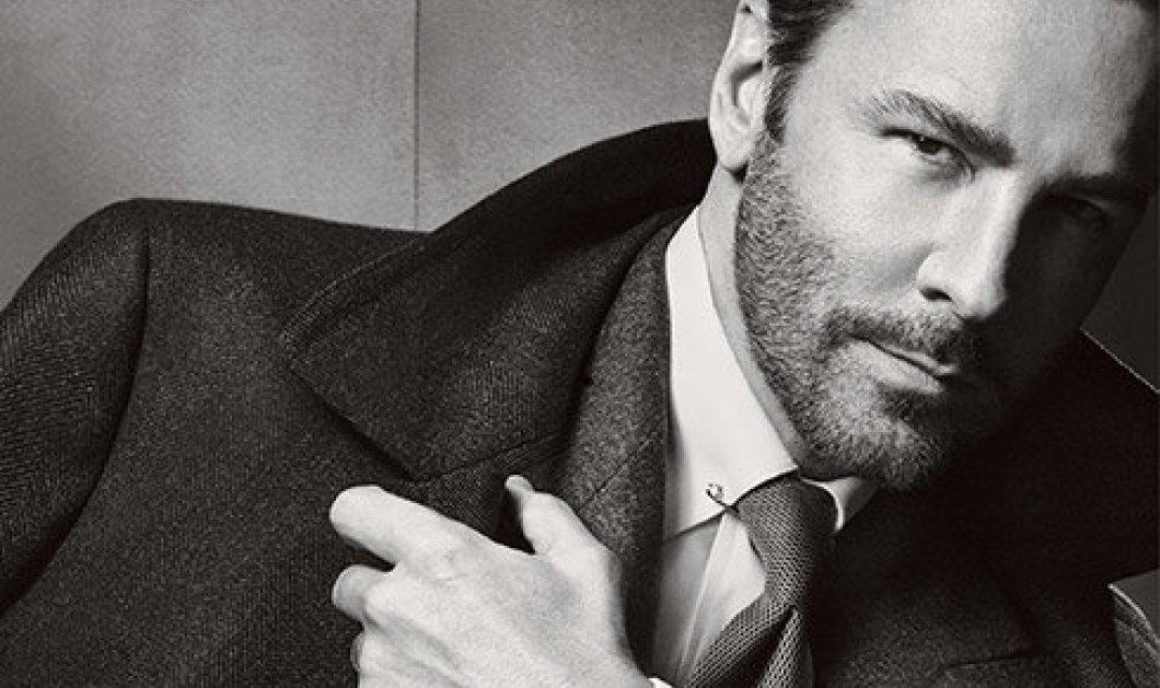 Το νέο άρωμα του Tom Ford έχει όνομα μια πολύ βρώμικη λέξη..... αλλά είναι ακαταμάχητο... φωτό - Κυρίως Φωτογραφία - Gallery - Video