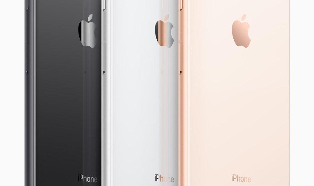 Τα νέα iPhone 8 και 8 Plus διαθέσιμα στις 29 Σεπτεμβρίου στα καταστήματα COSMOTE-ΓΕΡΜΑΝΟΣ – στις 3 Νοεμβρίου το επετειακό iPhone X - Κυρίως Φωτογραφία - Gallery - Video