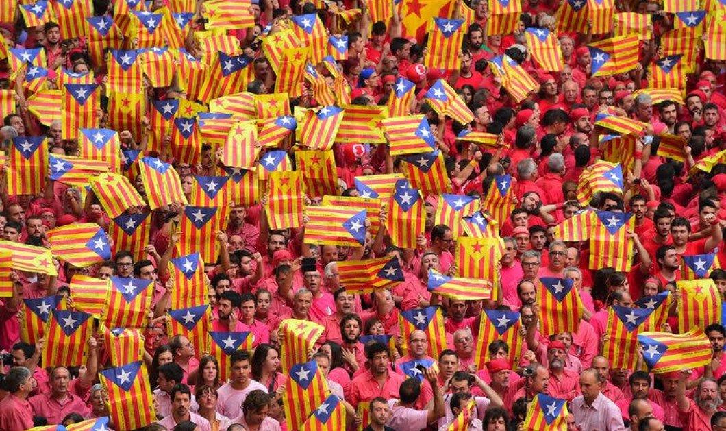 Σάλος στην Ισπανία: εγκρίθηκε δημοψήφισμα για την ανεξαρτησία της Καταλονίας την 1η Οκτωβρίου! - Κυρίως Φωτογραφία - Gallery - Video