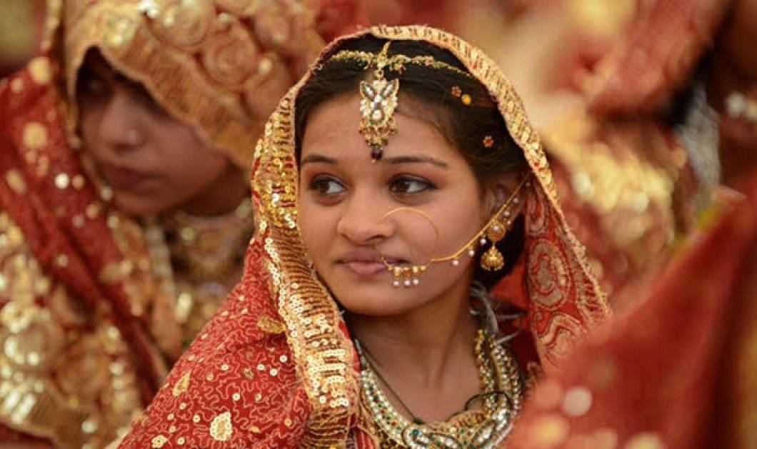 Ινδία: Συλλαμβάνουν τουρίστες που δήθεν κάνουν γάμους με 14χρονες για να τις βιάζουν - Κυρίως Φωτογραφία - Gallery - Video