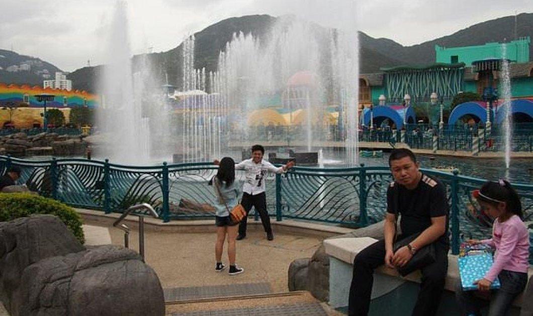 """21χρονος σκοτώθηκε από """"φέρετρο"""" στο σπίτι του θανάτου σε λούνα-παρκ του Χονγκ Κονγκ - Κυρίως Φωτογραφία - Gallery - Video"""