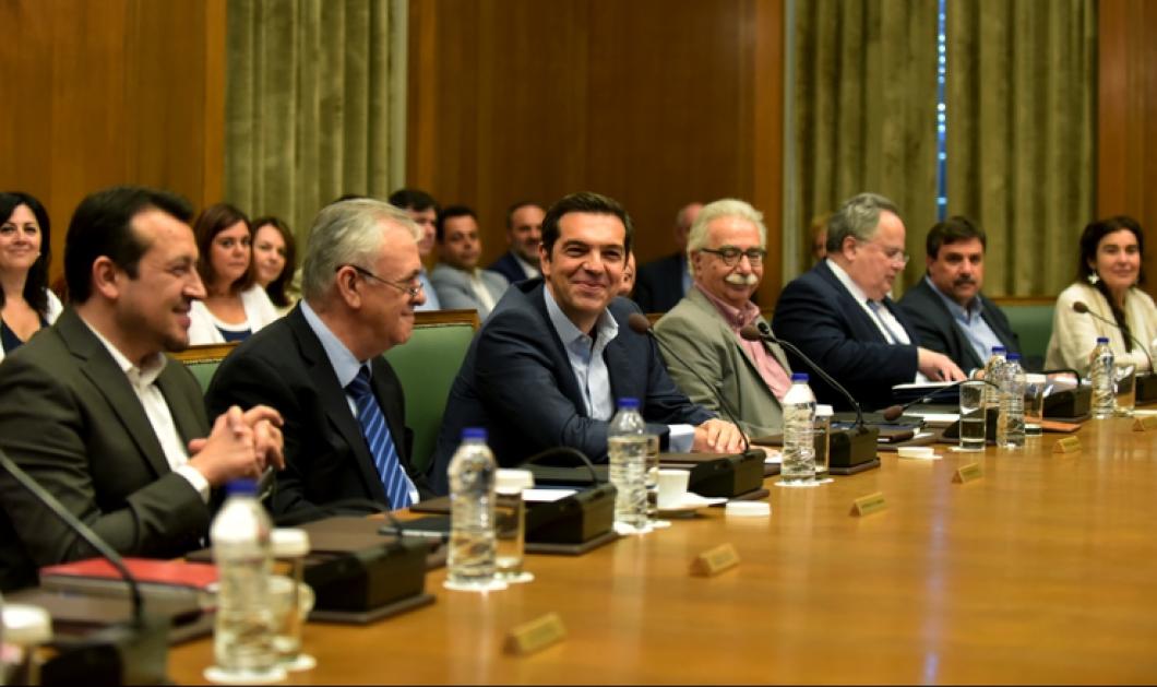 Οι αντιδράσεις από τα κόμματα της αντιπολίτευσης για την ομιλία του Πρωθυπουργού στο Υπουργικό Συμβούλιο - Κυρίως Φωτογραφία - Gallery - Video