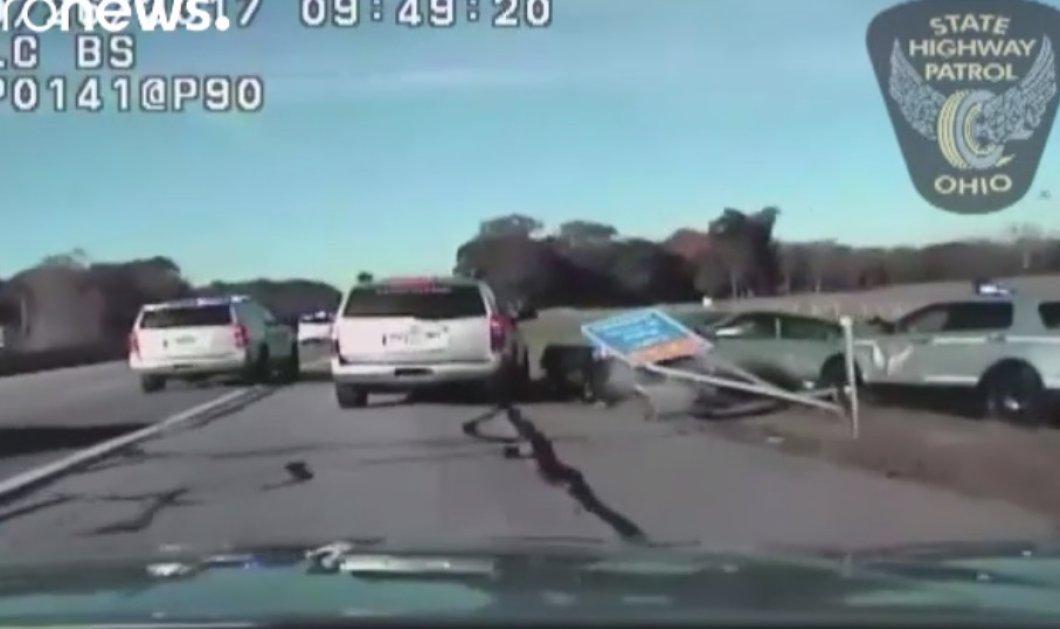 10χρονος έκλεψε το αυτοκίνητο της οικογένειας για να πάει στο σχολείο και κατέληξε να τον καταδιώκει η αστυνομία (ΒΙΝΤΕΟ)  - Κυρίως Φωτογραφία - Gallery - Video