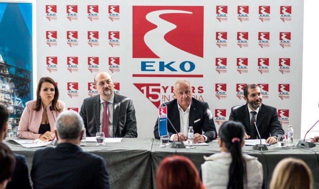 EKO Serbia: «15 Χρόνια Επιτυχίας» - Κυρίως Φωτογραφία - Gallery - Video