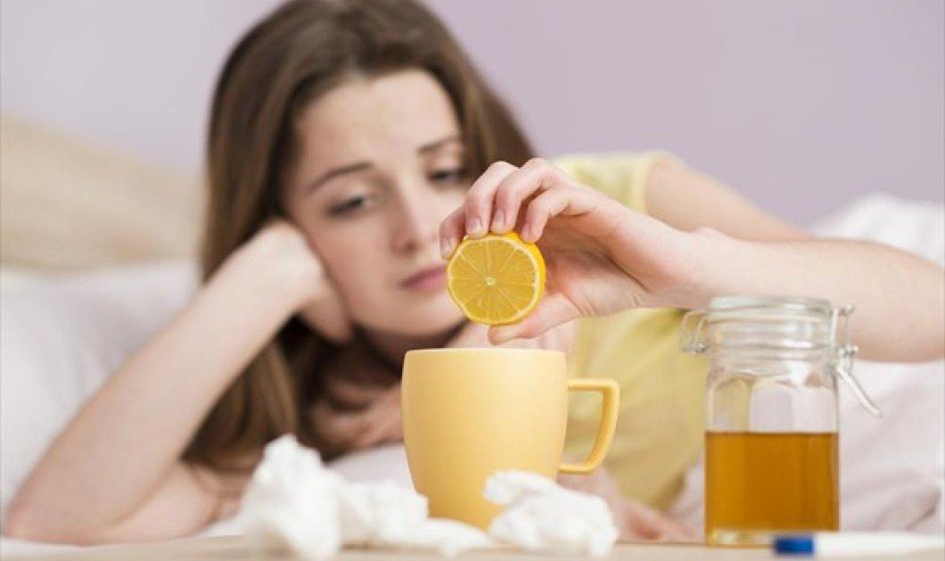 Ανακαλύφθηκε πρωτεΐνη που προστατεύει από τη γρίπη & άλλες μολυσματικές ασθένειες - Κυρίως Φωτογραφία - Gallery - Video