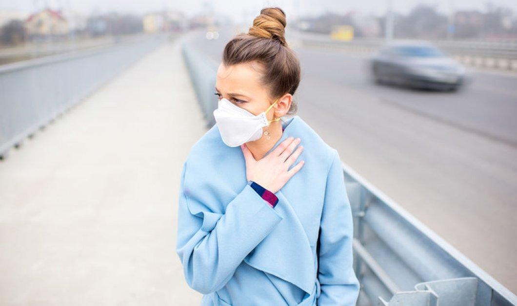 Σοκάρουν οι αριθμοί: 1 στους 6 πεθαίνει από την ατμοσφαιρική ρύπανση - Τι συμβαίνει στην Ελλάδα - Κυρίως Φωτογραφία - Gallery - Video