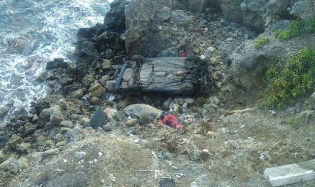 42χρονη αυτοκτόνησε στη Φωκίδα: Έπεσε με αυτοκίνητο από γκρεμό 230 μέτρων - Κυρίως Φωτογραφία - Gallery - Video