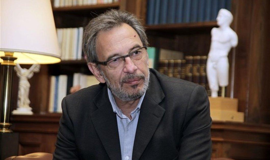 Παραιτήθηκε από πρόεδρος της ΕΡΤ ο Διονύσης Τσακνής - Κυρίως Φωτογραφία - Gallery - Video