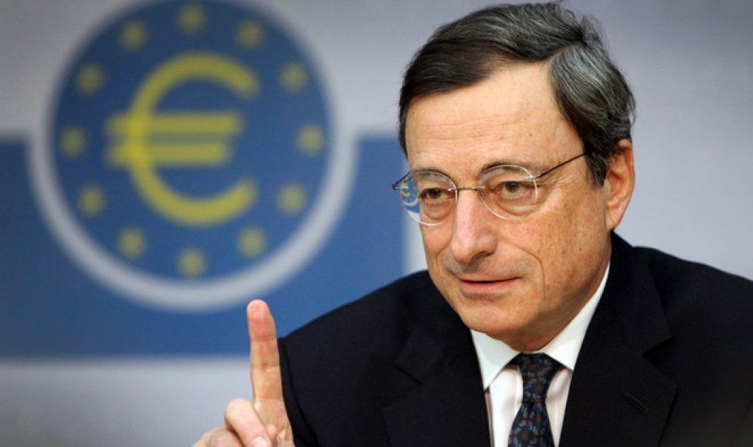 Μάριο Ντράγκι: «Η Ελλάδα τις τελευταίες εβδομάδες έχει πρόσβαση στις αγορές» - Κυρίως Φωτογραφία - Gallery - Video