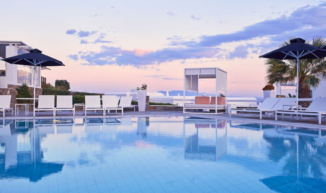 6 ελληνικά ξενοδοχεία στα κορυφαία του κόσμου το 2017 σύμφωνα  με το ταξιδιωτικό περιοδικό Condé Nast Traveller - Κυρίως Φωτογραφία - Gallery - Video