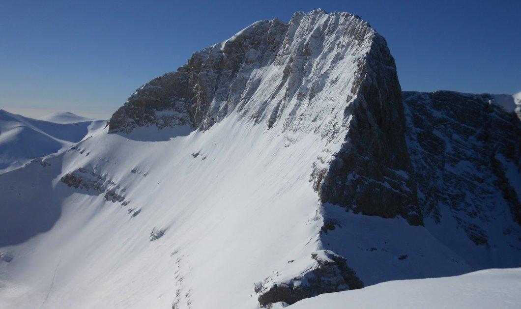 Όλυμπος: Χιόνισε στην ψηλότερη κορυφή της Ελλάδας (ΦΩΤΟ) - Κυρίως Φωτογραφία - Gallery - Video