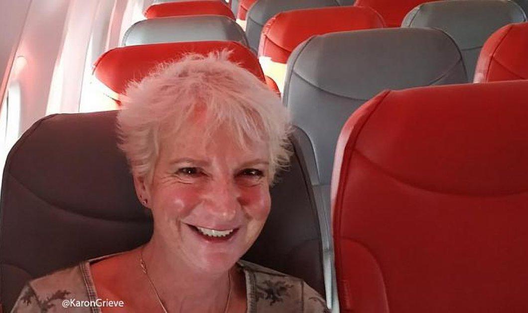 Επιβάτης είχε το Boeing 737 των 189 θέσεων όλο δικό της σε πτήση από Γλασκώβη προς Κρήτη - Κυρίως Φωτογραφία - Gallery - Video