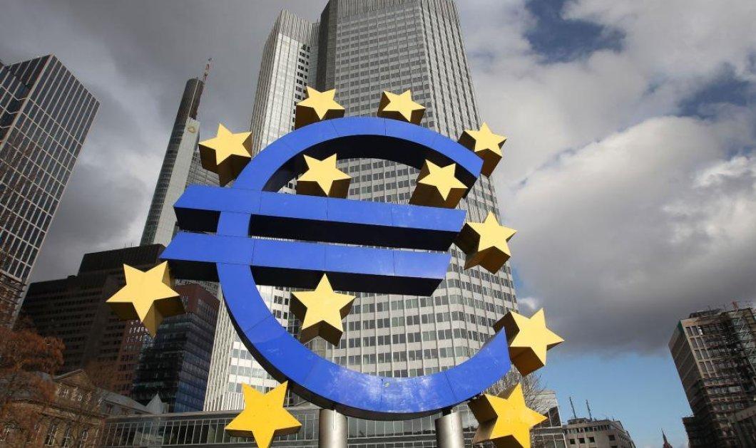 Ευρωπαϊκή Κεντρική Τράπεζα: Ανοδική αναθεώρηση των προβλέψεων για την ανάπτυξη στην Ευρωζώνη - Κυρίως Φωτογραφία - Gallery - Video