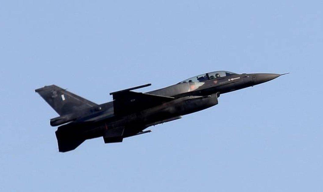 Συγκινητικά λόγια από τον πιλότο του F-16: Οι Ήρωες πολεμούν ως Έλληνες - Κυρίως Φωτογραφία - Gallery - Video