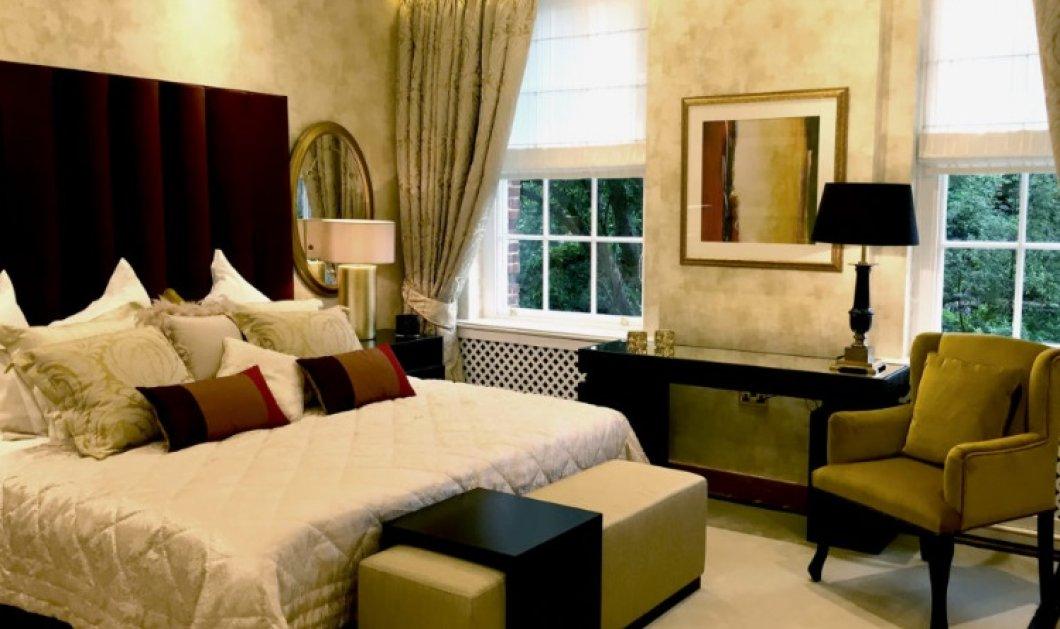 Η Σίσσυ Φειδά μεγαλουργεί στην διακόσμηση εδω στις φωτο μια υπέροχη κατοικία στο Λονδίνο (ΦΩΤΟ) - Κυρίως Φωτογραφία - Gallery - Video