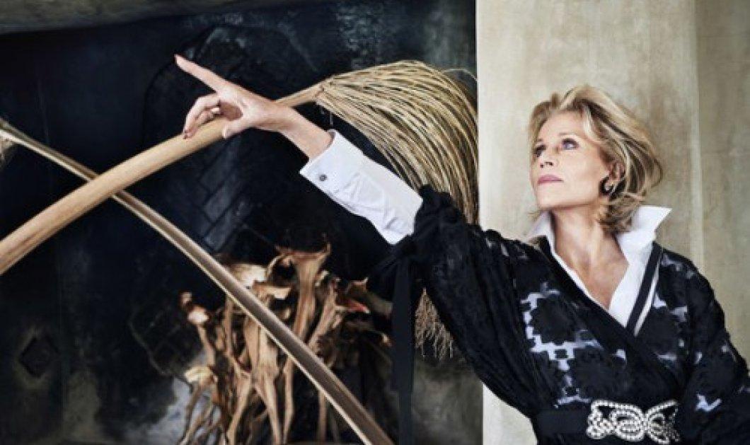 Τζέιν Φόντα: Σε 2 μήνες γίνομαι 80 - Δεν φοβάμαι το θάνατο, τον φαντάζομαι πια - Κυρίως Φωτογραφία - Gallery - Video