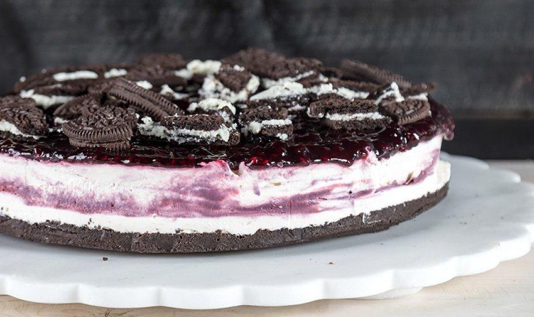 Τέτοιο Cheesecake δεν έχετε ξαναφάει! Πανεύκολο και πολύ γρήγορο από τον Άκη Πετρετζίκη - Κυρίως Φωτογραφία - Gallery - Video