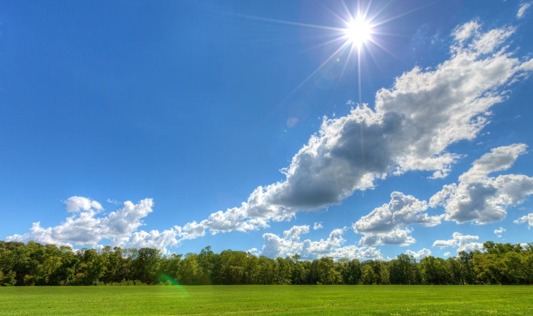 O καιρός σήμερα: Ηλιοφάνεια σε όλη τη χώρα - Στους 27 βαθμούς η θερμοκρασία - Κυρίως Φωτογραφία - Gallery - Video