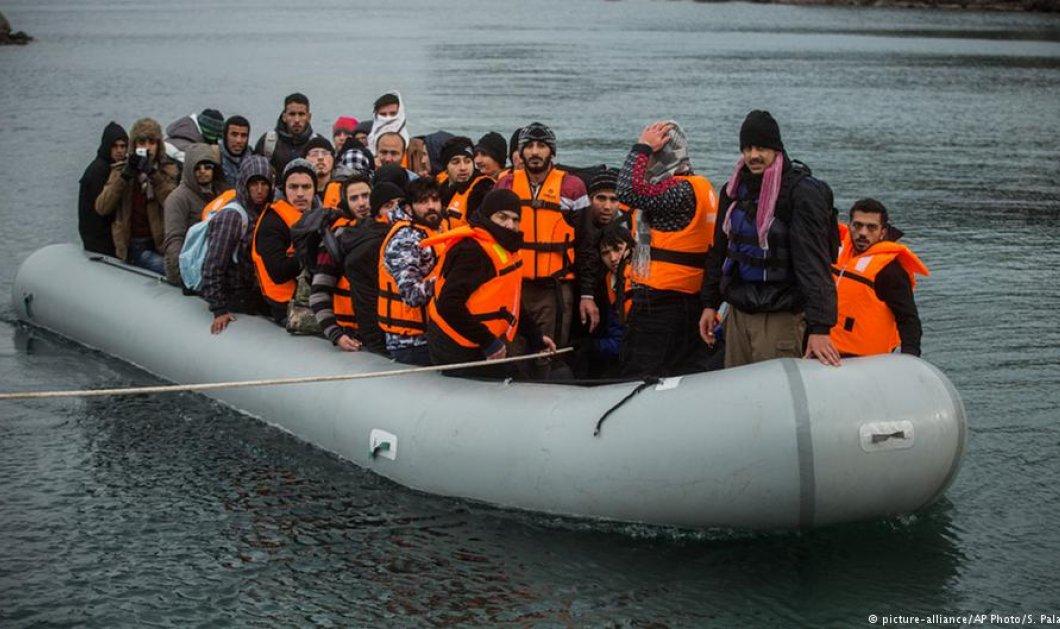 Γερμανικός Τύπος: Μια νέα προσφυγική κρίση απειλεί την Ελλάδα - Κυρίως Φωτογραφία - Gallery - Video