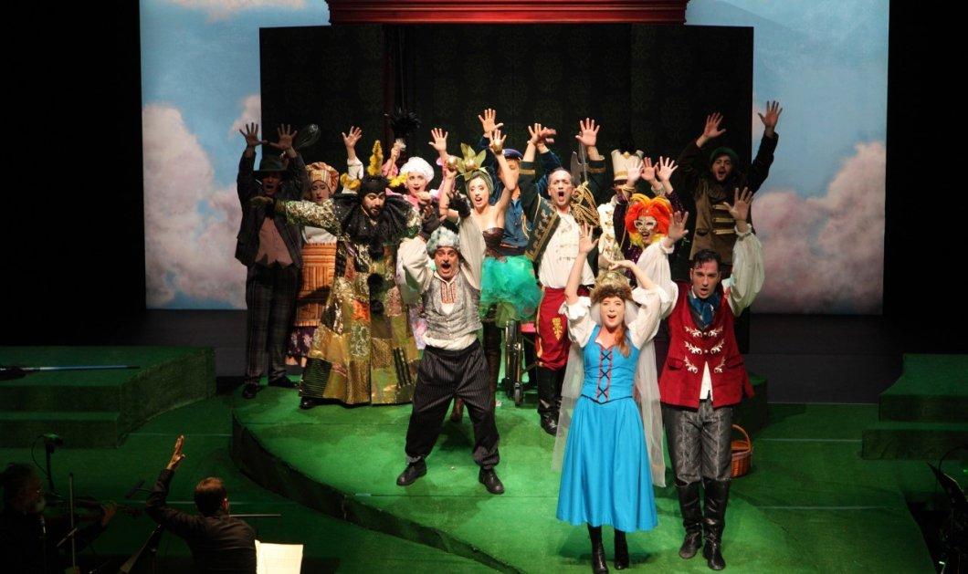 Good news: Έτοιμη η πρώτη όπερα της Λυρικής για παιδιά στο Κέντρο Πολιτισμού Ιδρυμα Νιάρχος (ΦΩΤΟ) - Κυρίως Φωτογραφία - Gallery - Video