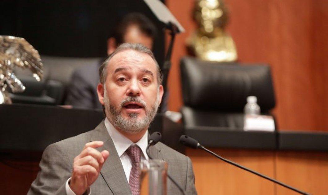Μεξικό: Ο υπουργός Δικαιοσύνης αποκάλυψε πως του ανήκει μια Ferrari που είχε δηλώσει σε εικονική διεύθυνση & υπέβαλε την παραίτησή του - Κυρίως Φωτογραφία - Gallery - Video