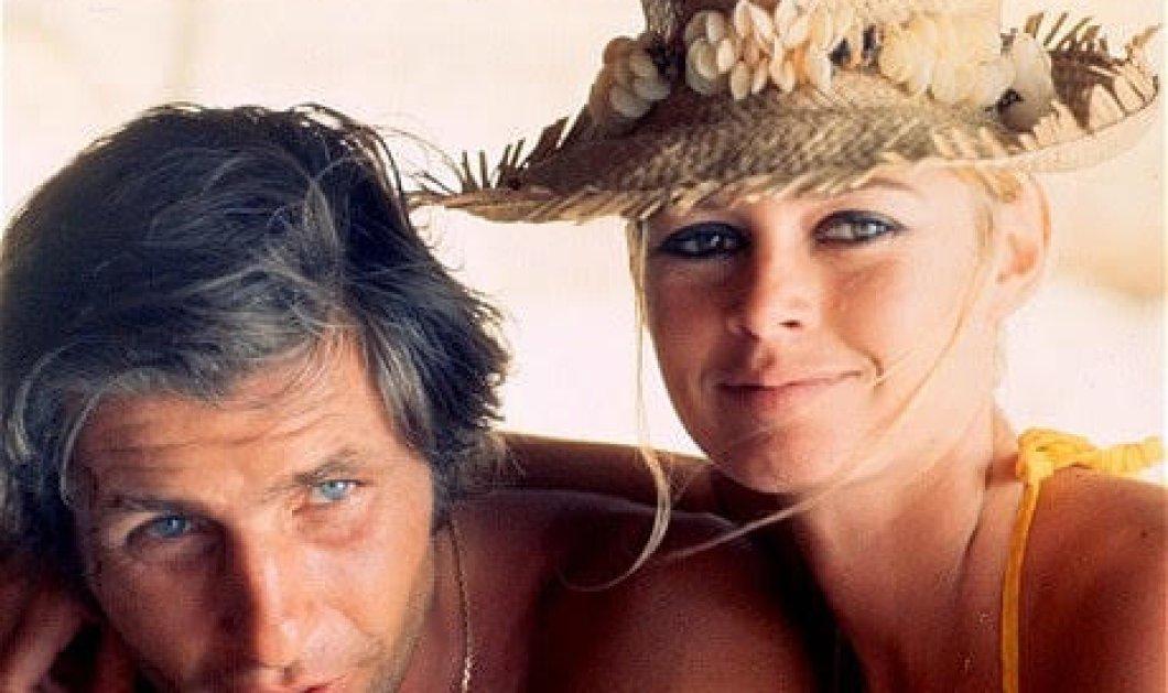 "Vintage story- Je t' aime moi non plus: Ο σύζυγος της Μπριζίτ Μπαρντό ""σκύλιασε"" ακούγοντας την στο πιο σέξι τραγούδι όλων των εποχών!  - Κυρίως Φωτογραφία - Gallery - Video"