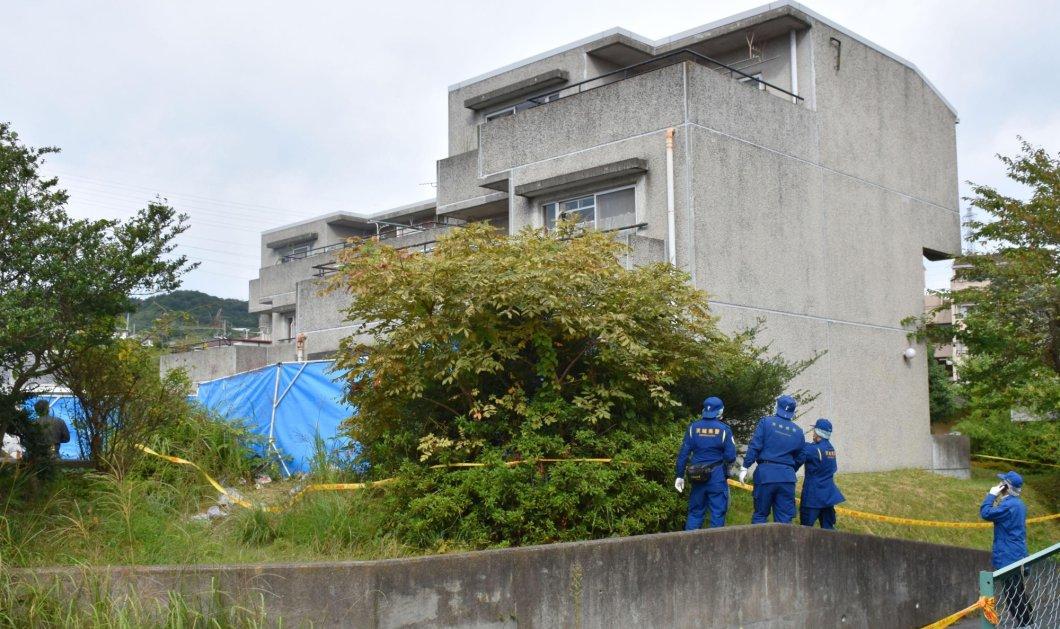 30χρονος Ιάπωνας έκαψε τα 5 παιδιά και την γυναίκα του μέσα στο σπίτι τους - Κυρίως Φωτογραφία - Gallery - Video