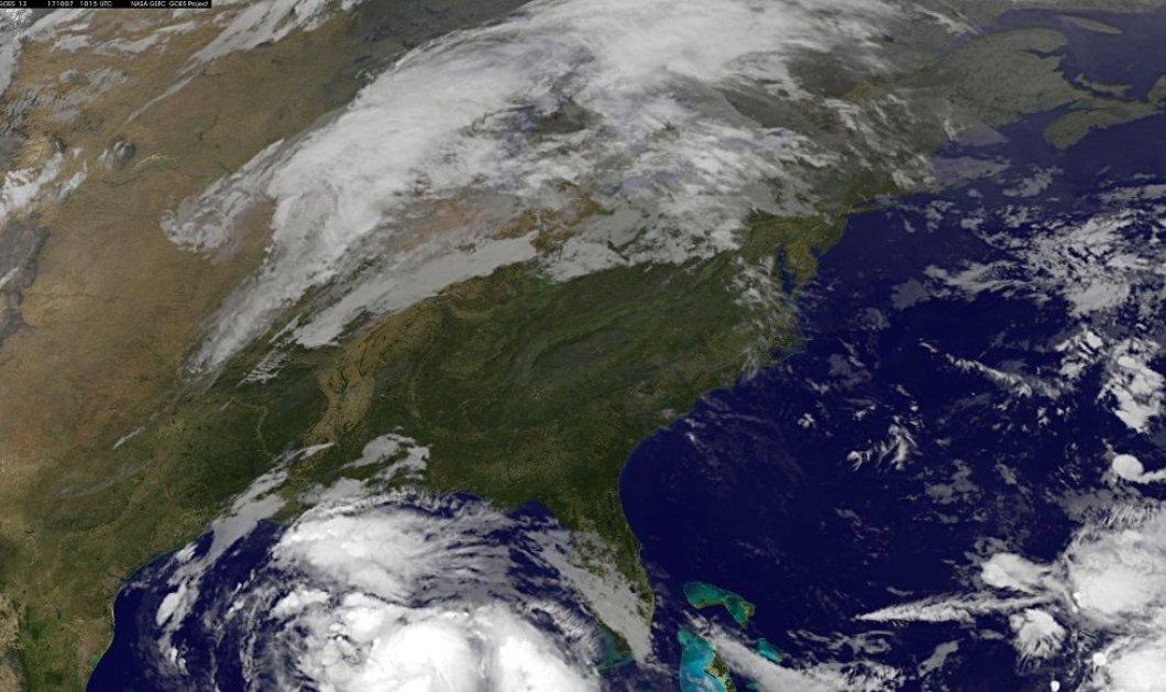 Σε συναγερμό οι αρχές των ΗΠΑ: Στις αμερικανικές ακτές έφθασε ο κυκλώνας Νέιτ - Κυρίως Φωτογραφία - Gallery - Video