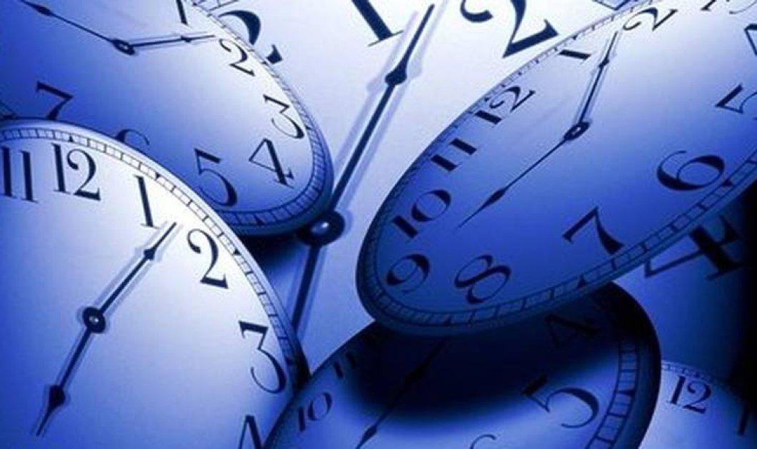 Ποια μέρα πρέπει να γυρίσουμε τα ρολόγια μας μία ώρα πίσω; - Κυρίως Φωτογραφία - Gallery - Video