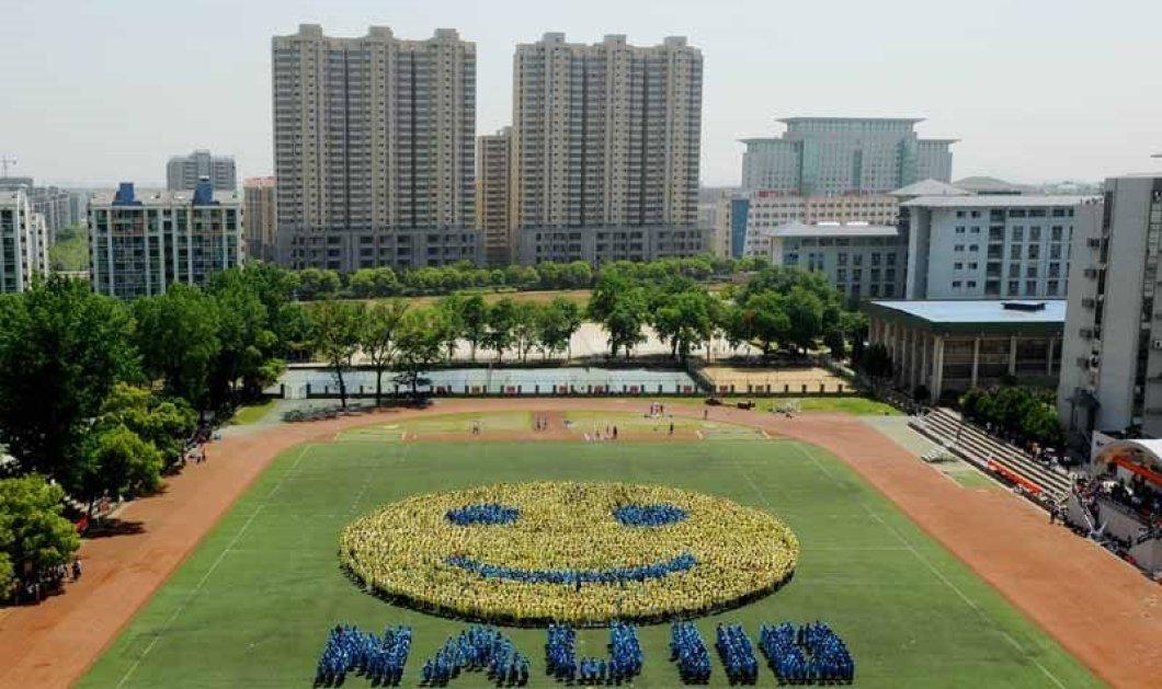 Αμφιλεγόμενη μέθοδος - Κινέζος πανεπιστημιακός: «Αν χάσουν το 7% του αρχικού τους βάρους, θα περάσουν το μάθημα» - Κυρίως Φωτογραφία - Gallery - Video