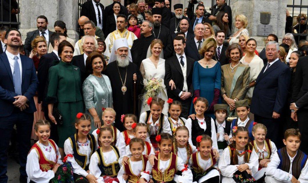 Χαρές & βασιλικός γάμος στη Σερβία: Ο πρίγκιπας Φίλιππος παντρεύτηκε την γραφίστρια Ντάνιτσα (ΦΩΤΟ) - Κυρίως Φωτογραφία - Gallery - Video