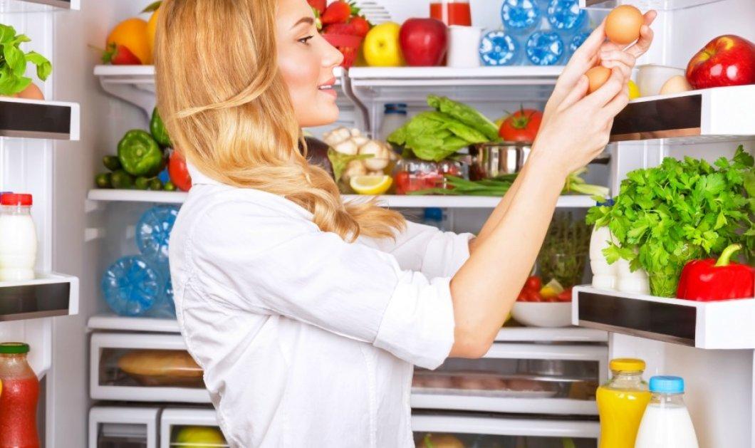 Αυτά είναι τρία πράγματα που πρέπει να κάνετε στο ψυγείο σας για να χάσετε βάρος! - Κυρίως Φωτογραφία - Gallery - Video