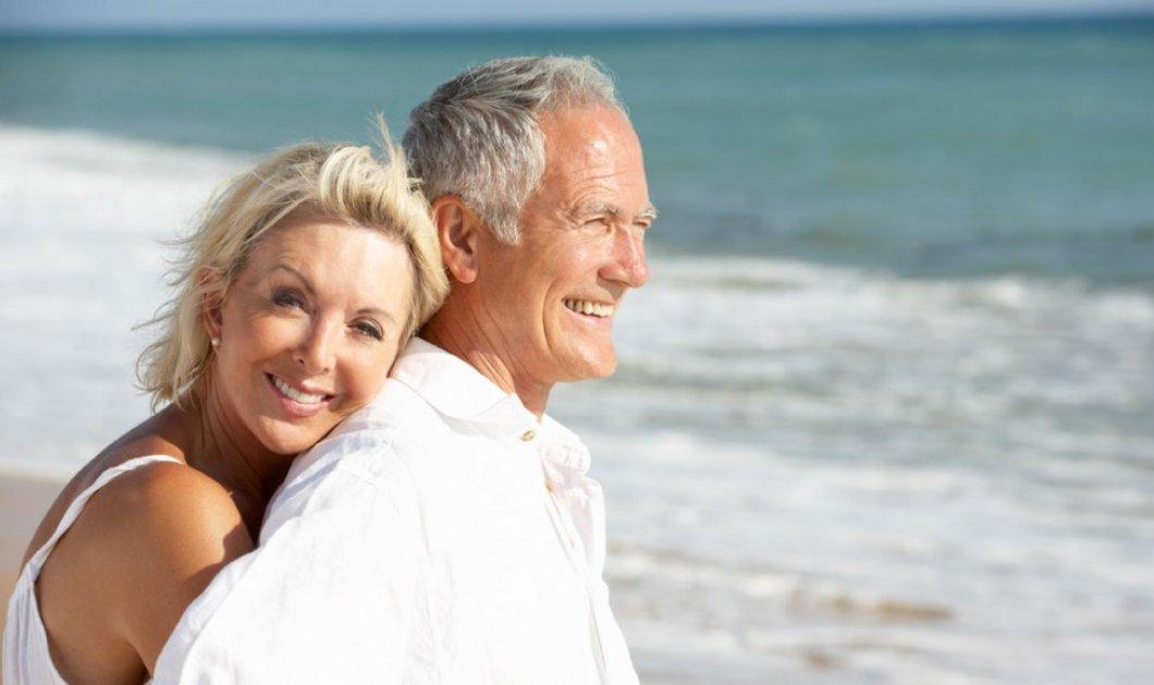 Τι δείχνει νέα έρευνα για τη σεξουαλική δραστηριότητα ατόμων μεγαλύτερης ηλικίας - Κυρίως Φωτογραφία - Gallery - Video