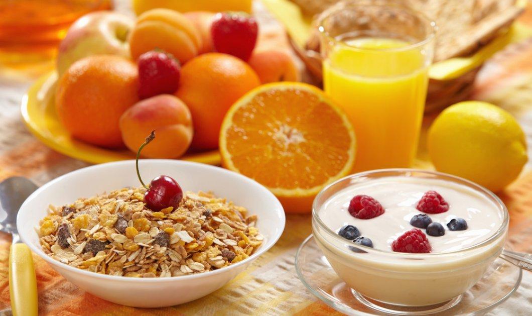 Γιατί το πρωινό είναι σημαντικό στο αδυνάτισμα - Κυρίως Φωτογραφία - Gallery - Video