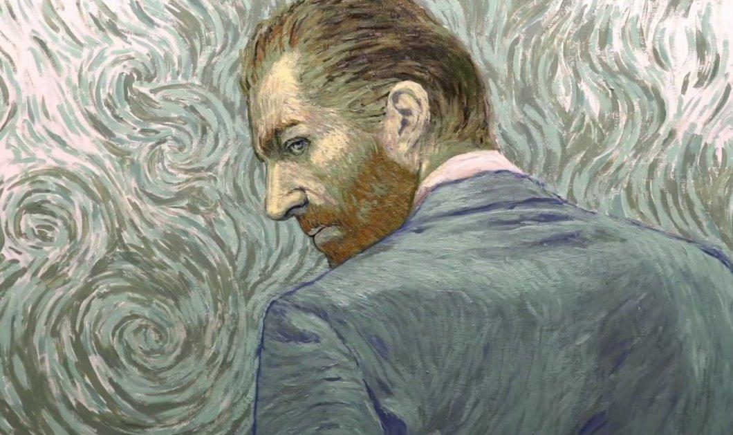 Made in Greece ταινία για τον κορυφαίο ζωγράφο Βίνσεντ Βαν Γκογκ : Συμμετέχουν 20 Έλληνες ζωγράφοι  - Κυρίως Φωτογραφία - Gallery - Video