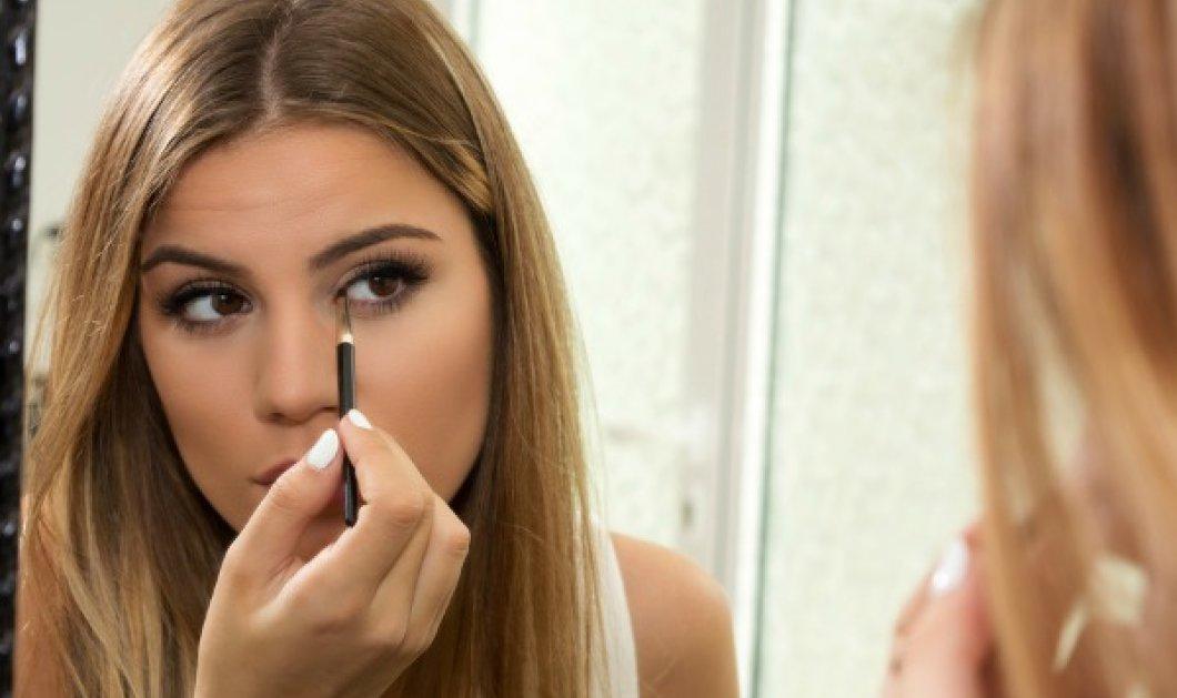 4 τρόποι για να αποφύγετε το μουτζούρωμα από την μάσκαρα και το eyeliner - Κυρίως Φωτογραφία - Gallery - Video