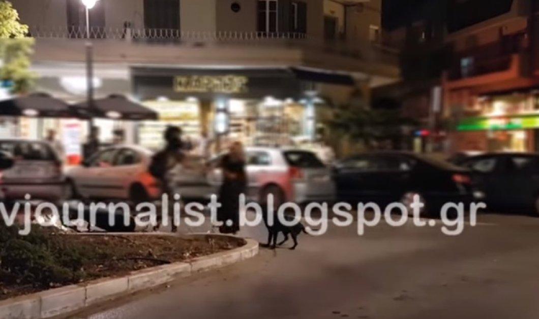 Βίντεο: Το έλα να δεις - Άγριος τσακωμός δυο γυναικών στο κέντρο της Θεσσαλονίκης  - Κυρίως Φωτογραφία - Gallery - Video