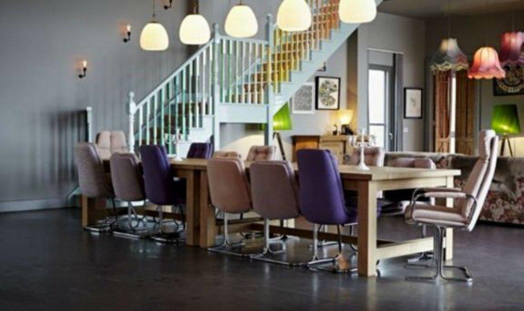 Η νέα μόδα στις τραπεζαρίες: Οι καρέκλες θεωρούνται ξεπερασμένες - Δείτε 6 επάξιους αντικαταστάτες τους! (ΦΩΤΟ) - Κυρίως Φωτογραφία - Gallery - Video