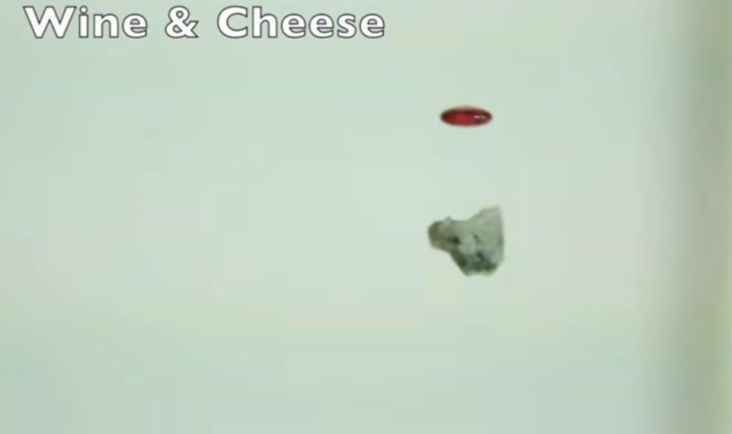 Νέα επιστημονική ανακάλυψη: Αιωρούμενη διατροφή που χρησιμοποιείυπερήχους (ΒΙΝΤΕΟ) - Κυρίως Φωτογραφία - Gallery - Video