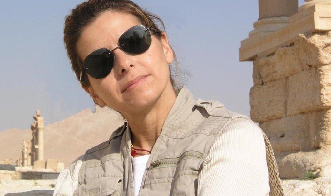 Μάγια Τσόκλη συγκλονίζει γράφοντας για τον καρκίνο της: «Μια σφαλιάρα ξεγυρισμένη που σε πατάει στη γη» - Κυρίως Φωτογραφία - Gallery - Video
