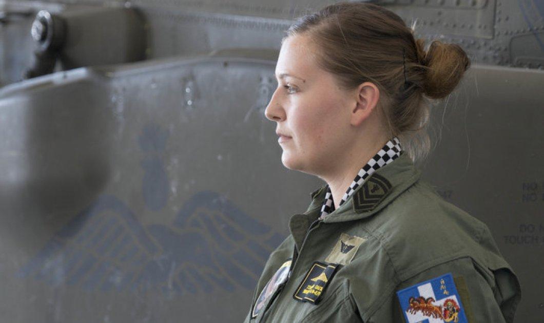Όλγα Τσακνάκη: Η γυναίκα επιλοχίας στη «φωλιά» των Απάτσι  - Κυρίως Φωτογραφία - Gallery - Video