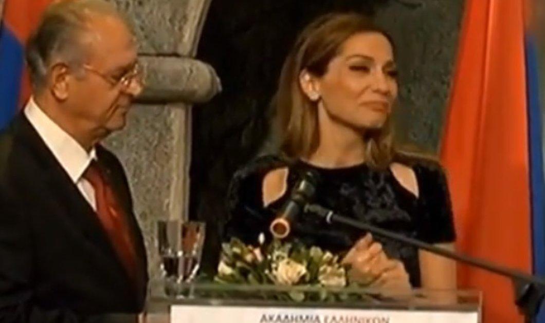 Απίστευτο: Ανακοίνωσαν το όνομα της Άννας Βίσση ενώ βράβευαν τη Δέσποινα Βανδή (ΒΙΝΤΕΟ) - Κυρίως Φωτογραφία - Gallery - Video