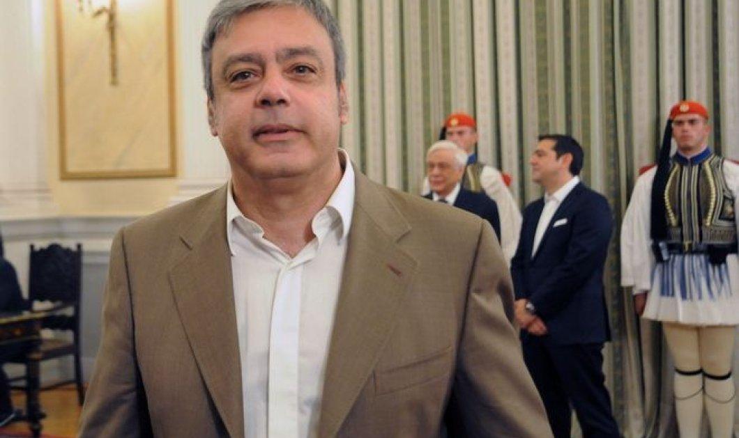 Χρ. Βερναρδάκης: Κοινωνικό μέρισμα 1.000 ευρώ σε 1 εκατομμύριο ανθρώπους - Κυρίως Φωτογραφία - Gallery - Video