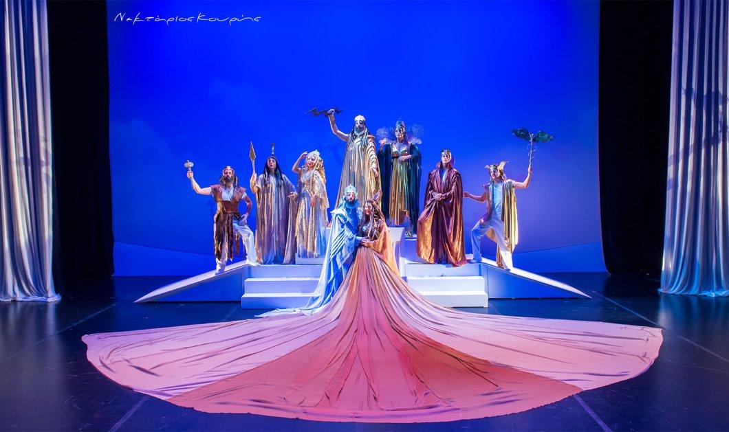 """Αγαπάμε...Κάρμεν Ρουγγέρη : """" Η Γέννηση του κόσμου... και οι ιστορίες των Θεών του Ολύμπου"""" (ΦΩΤΟ) - Κυρίως Φωτογραφία - Gallery - Video"""