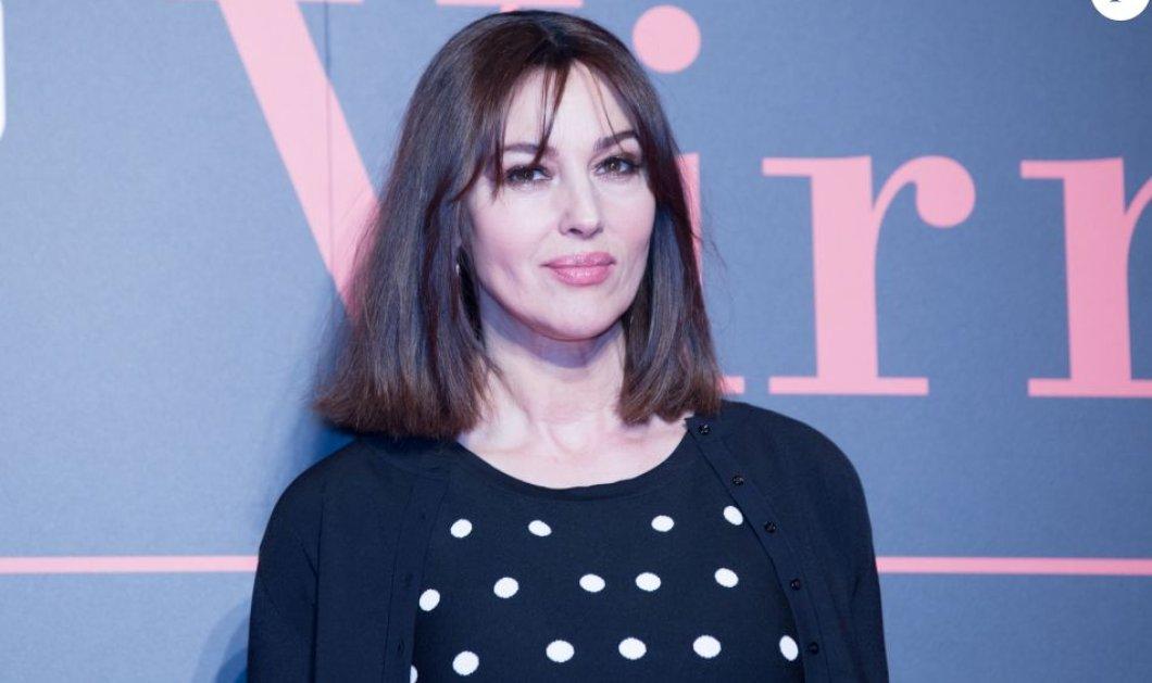 Μόνικα Μπελούτσι: το καρέ που έκοψε τα μαλλιά της, της πάει όσο τίποτε !!! (ΦΩΤΟ) - Κυρίως Φωτογραφία - Gallery - Video