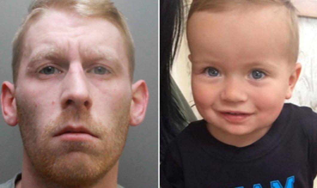 Αυτός ο άνδρας σκότωσε τον 2 ετών θετό γιο του με μπουνιά -Τώρα οι συγκρατούμενοι του θέλουν να τον σκοτώσουν (ΦΩΤΟ-ΒΙΝΤΕΟ) - Κυρίως Φωτογραφία - Gallery - Video