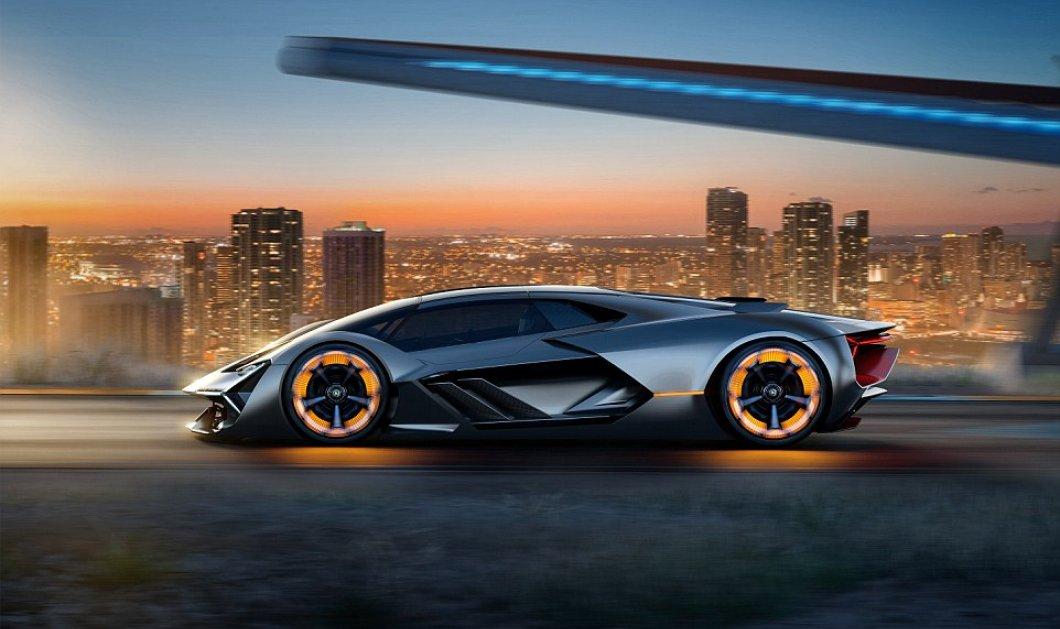 Terzo Millennio: Η νέα Lamborghini είναι το υπεραυτοκίνητο του μέλλοντος που θα ερωτευτείτε! (ΦΩΤΟ-ΒΙΝΤΕΟ) - Κυρίως Φωτογραφία - Gallery - Video